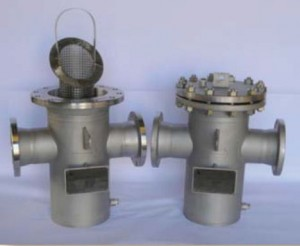 Fabricated Duplex Stainless Steel Strainers